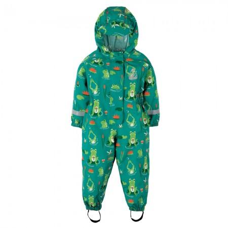 Frugi Frog Pond Puddle Buster Suit