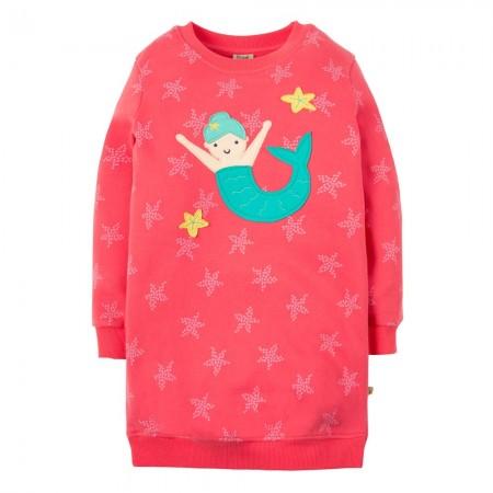 Frugi Mermaid Eloise Jumper Dress