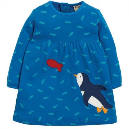 Frugi Penguin Dolcie Dress