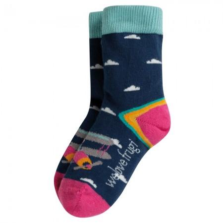 Frugi Pilot Perfect Pair Socks