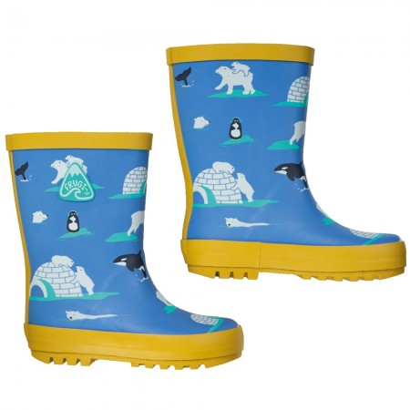 Frugi Polar Play Puddle Buster Wellies