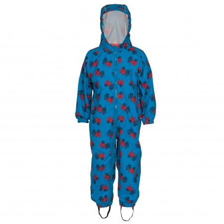 Frugi Puddle Buster Suit Tractor