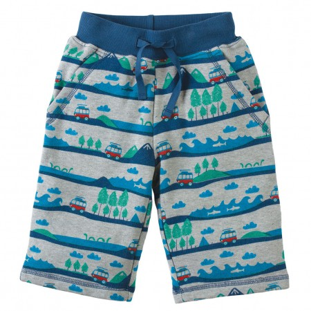 Frugi Samson Adventure Stripe Shorts