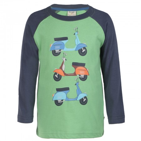Frugi Harry Scooters Top