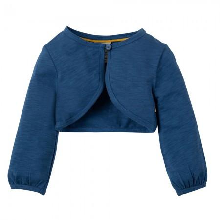 Frugi Blue Bolero Cardigan