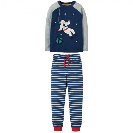 Frugi Spaceman Jamie Jim Jams