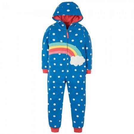 Frugi Rainbow Big Snuggle Suit