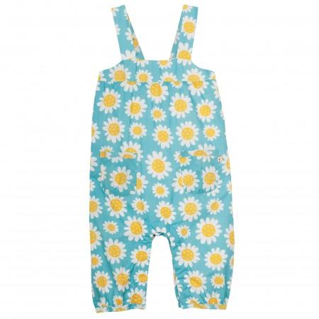 Frugi Springtime Dungarees - Sunflowers