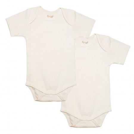 Frugi Short Sleeve Body 2 Pack