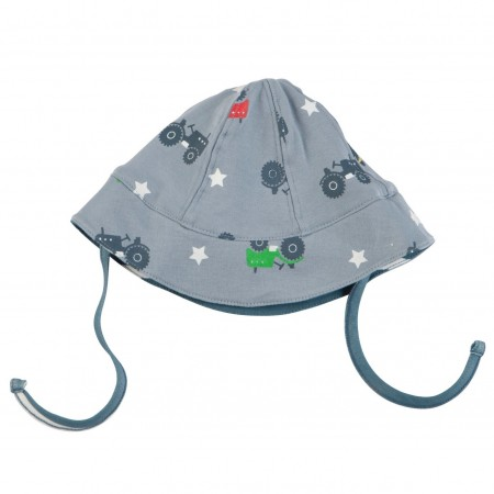 Piccalilly Tractor Reversible Sun Hat