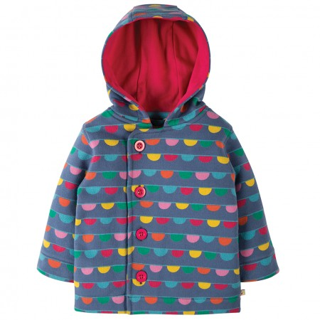 Frugi Bunting Button Up Jacket