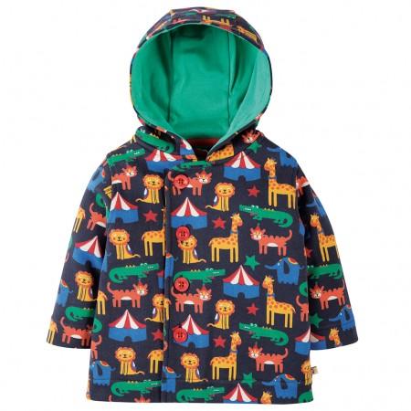 Frugi Circus Parade Button Up Jacket