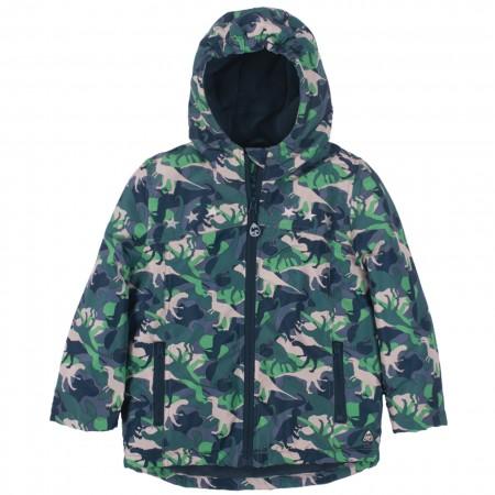 Frugi Dino Camo Adventure Coat