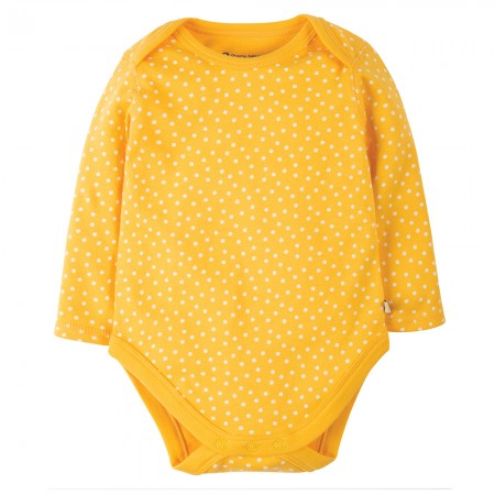 Frugi Honey Spotty Body