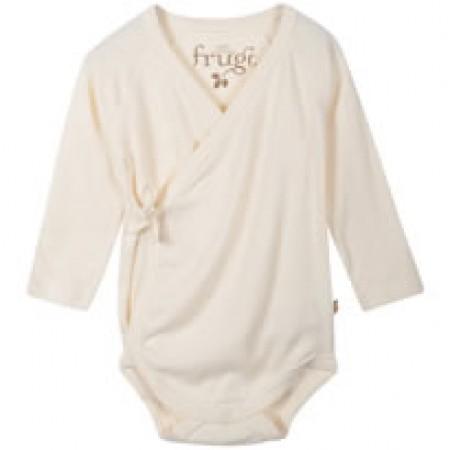 30969ad83b93 Organic Baby Clothes - Unbleached Kimono Bodies Frugi