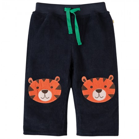 Frugi Navy Tiger Cord Trousers