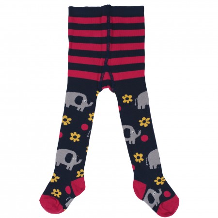 Frugi Elephant Tights