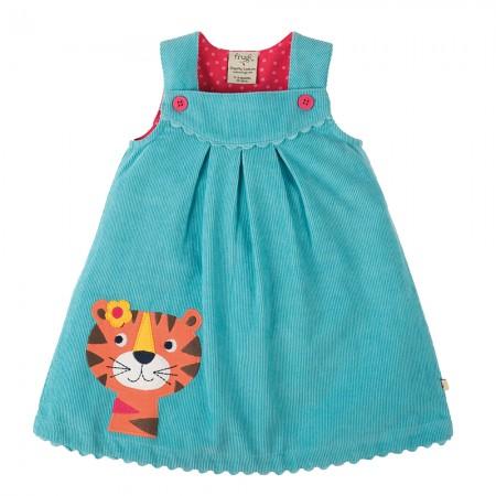 Frugi Tiger Lily Cord Dress