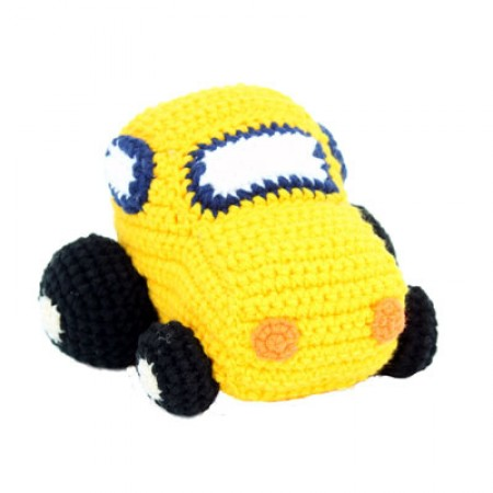Crochet Fun Car