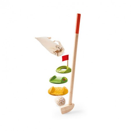 Plan Toys Mini Golf Single Set