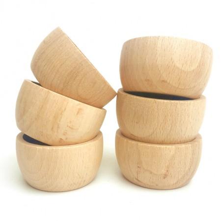 Grapat Extras 6 Natural Bowls