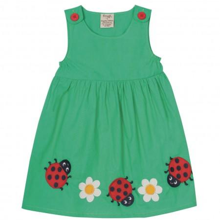 Frugi Little Ladybird Party Dress