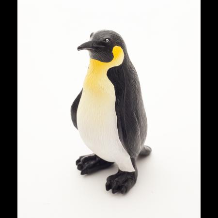Green Rubber Toys Penguin