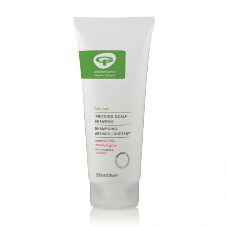 Green People Shampoo 200ml - Irritated Scalp