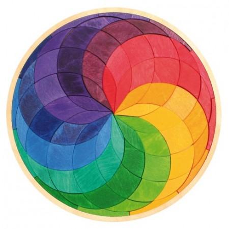 Grimm's Small Colour Spiral