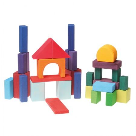 Grimm's Coloured Geo Blocks