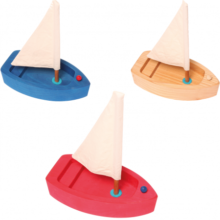 Grimm's Large Sailing Boats