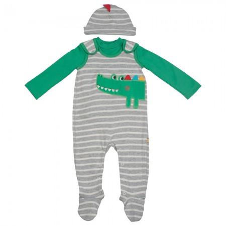Frugi Croc Snuggle Baby Gift Set