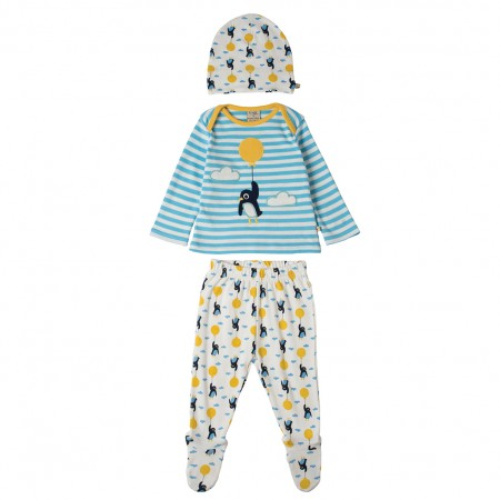 Frugi Up & Away Cosy Toes Gift Set