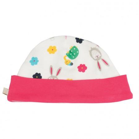 Frugi Hare & Tortoise Lovely Hat