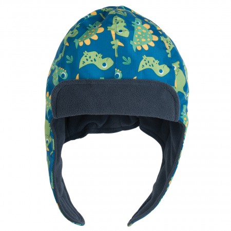 Frugi Green Dinos Adventure Hat