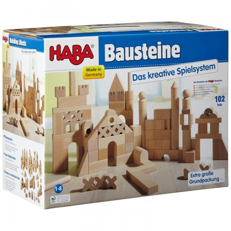 Haba Basic Building Blocks XL Set
