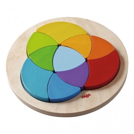 Haba Arranging Rainbow Game