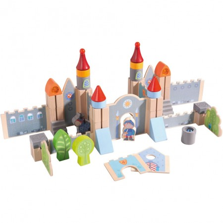 Haba Knights Castle Play Blocks