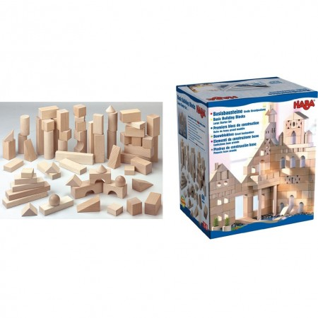 Haba Basic Building Blocks Large Set