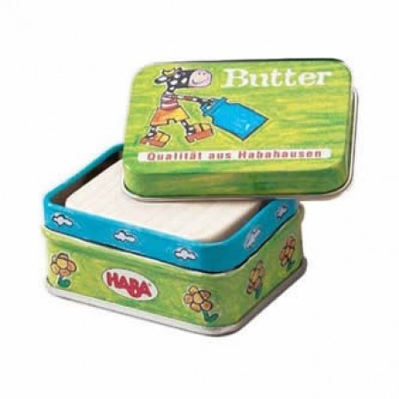 Haba Butter Tin