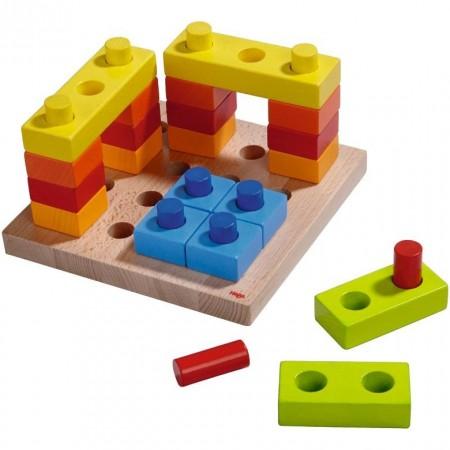 Haba Colour Fun Pegging Game