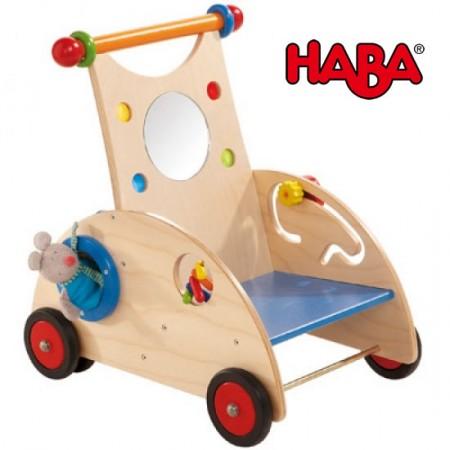 Haba Discovery Wagon