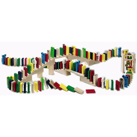 Haba Domino Race Set