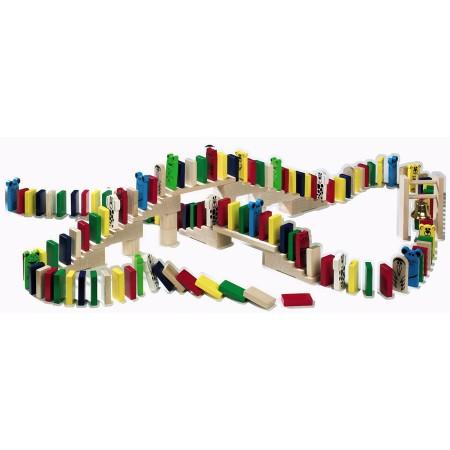 Haba Domino Race Set