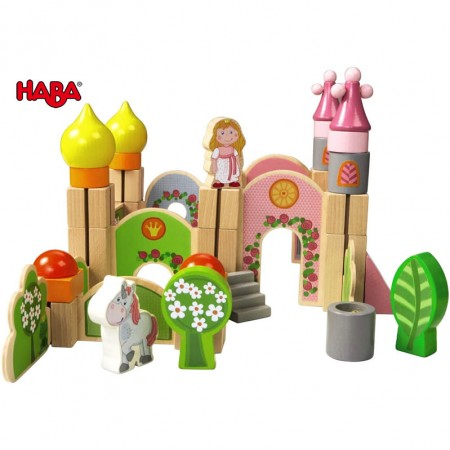 Haba Enchanted Castle Play Blocks