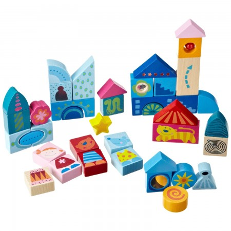 Haba Jigsaw Blocks Fantasy Land