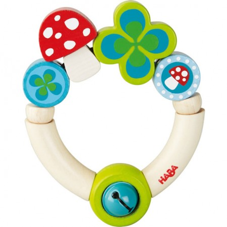 Haba Lucky Charm Clutch Toy