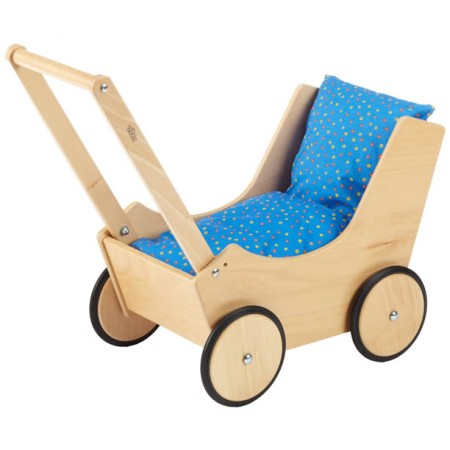 Haba Dolls Pram Natural