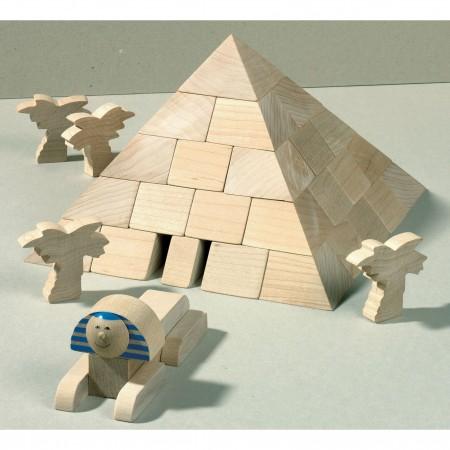 Haba Pyramid Building Blocks