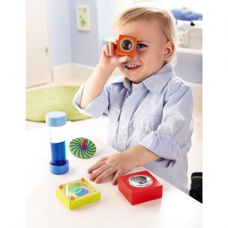 Haba Small Optics Workshop